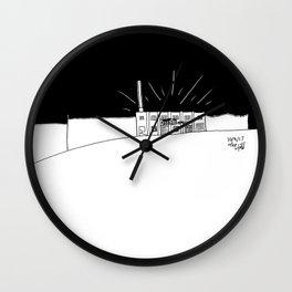 Memorial Hill Wall Clock