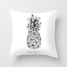Ananas Throw Pillow