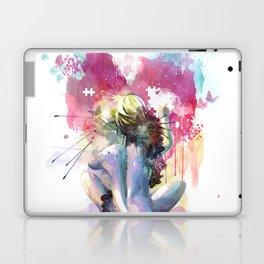 Conundrum Laptop & iPad Skin