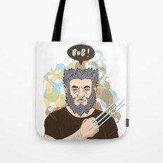 BUB! Wolverine / Logan Tote Bag