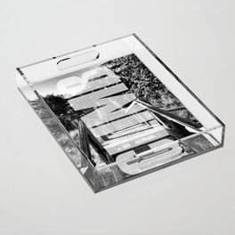 CLIMB - Motivational Acrylic Tray