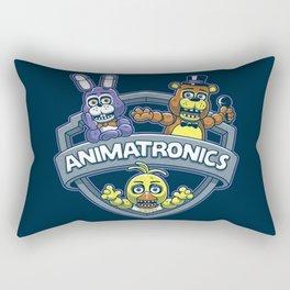 Animatronic Maniacs Rectangular Pillow
