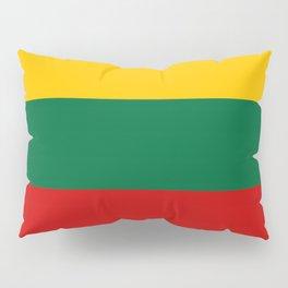 lithuania country flag Pillow Sham