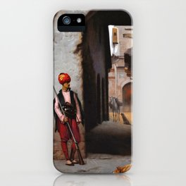 The Guard - Digital Remastered Edition iPhone Case