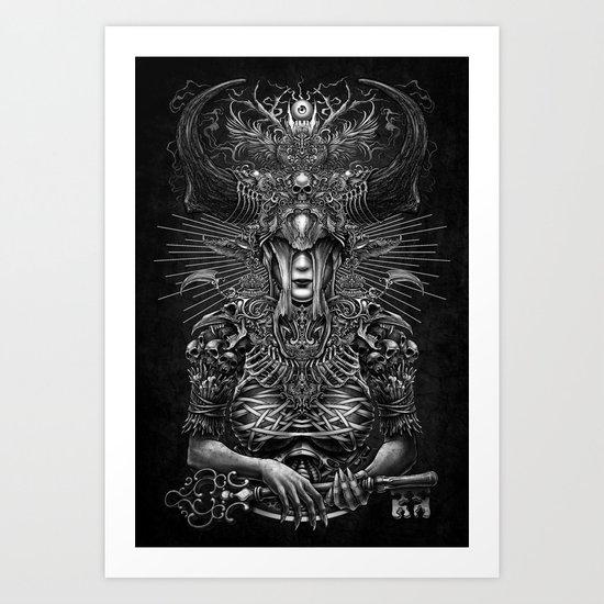 Winya No. 81 Art Print