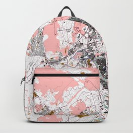 ROME Map Backpack