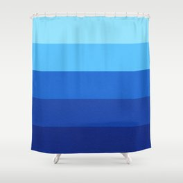 mindscape 11 Shower Curtain