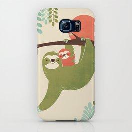 Mama Sloth iPhone Case