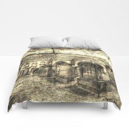 Greyfriars Kirk Edinburgh Vintage Comforters
