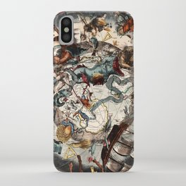 Constellations of the Southern Sky iPhone Case