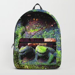 The Frog Princes Backpack