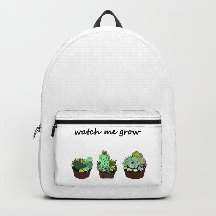 little green cactuses Backpack