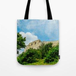 Castle in Kazimierz Dolny Tote Bag
