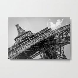 Tour Eiffel Metal Print