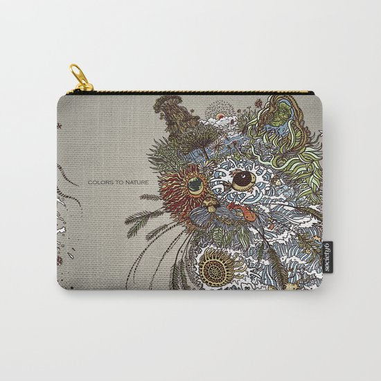 Colors to Nature. Carry-All Pouch