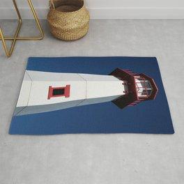 Wawatam Lighthouse Rug