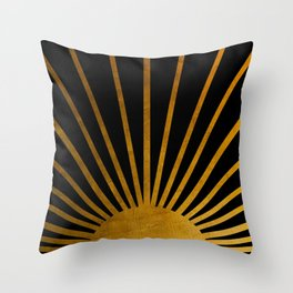 Black And Gold Throw Pillows For Any Room Or Decor Style Society6