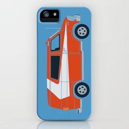 Gran Van Torino iPhone Case