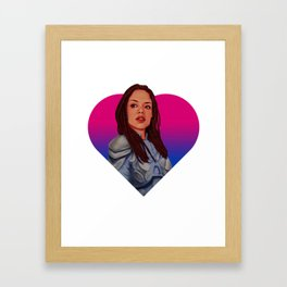 ValPal Framed Art Print
