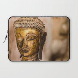 Wat Si Saket Buddhas IX, Vientiane, Laos Laptop Sleeve