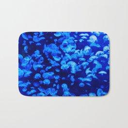 Sea of Jellyfish Bath Mat
