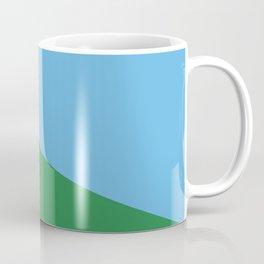 Minimal countryside landscape Coffee Mug