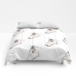 Horse 01 Comforters