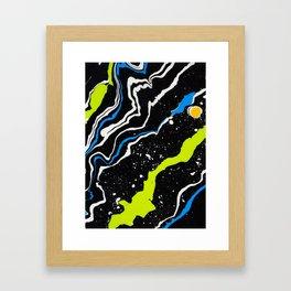 Incalculable Framed Art Print