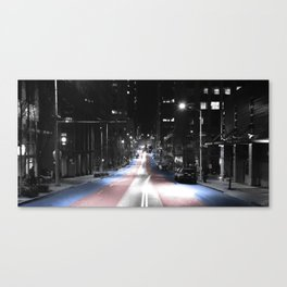 Out of the Shadows Canvas Print