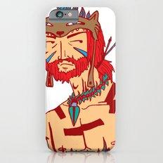 Tribal Man iPhone 6s Slim Case