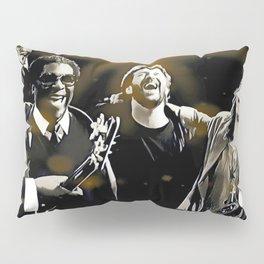 Guitar Legends Pillow Sham