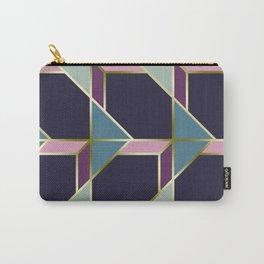 Ultra Deco 3 #society6 #ultraviolet #artdeco Carry-All Pouch