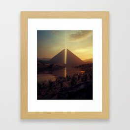 Vizier Framed Art Print