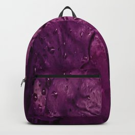 Wet: Purple Backpack