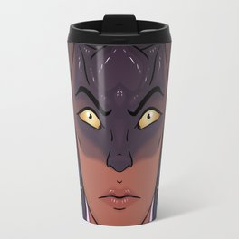 The Dragon's Fire Consumes All Travel Mug
