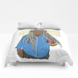 Mrs. B Dread Comforters