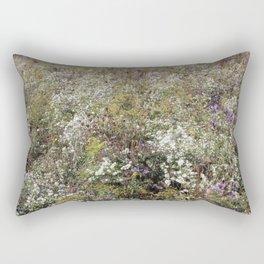 Foreign Fields Rectangular Pillow