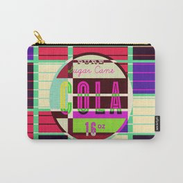 Cola - Vintage Soft Drink Carry-All Pouch