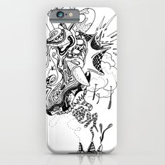 Ink Entanglement iPhone 6s Slim Case