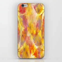Changing Seasons Abstract iPhone Skin
