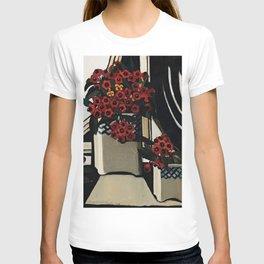 """Australian Glory Flower"" by Margaret Preston T-shirt"