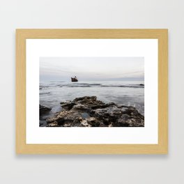 Forgotten Framed Art Print