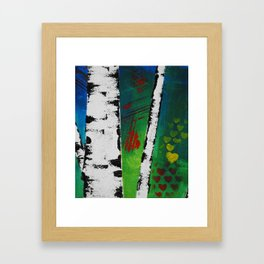 Love That Framed Art Print