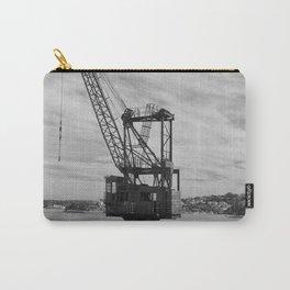 Shipyard Crane Carry-All Pouch
