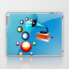Atomic Music Laptop & iPad Skin