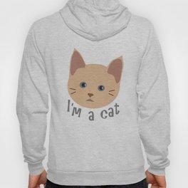 I'm a cat Hoody