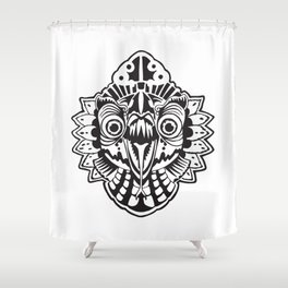 Garuda Shower Curtain