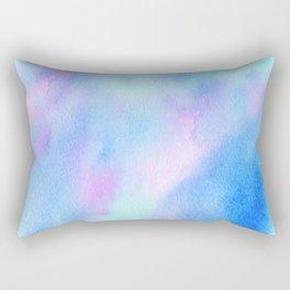 aquatic watercolor Rectangular Pillow