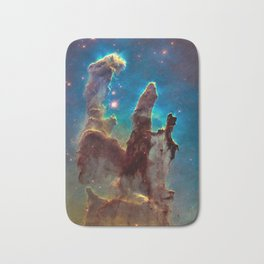 Pillars of Creation Bath Mat