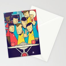 Star Trek Stationery Cards